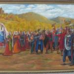 Հարսանիք Վանք գյուղում (Ալբերտ Գաբրիելյան, ղեկ.` Գևորգ Ջավրուշյան)