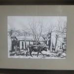 Գրաֆիկական տեղաշարժ Իջևանյան բնապատկերներ (Արթուր Հակոբյան, ղեկ.` Մհեր Ստեփանյան)