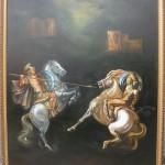 Ճակատամարտ (Համլետ Նալբանդյան, ղեկ.` Արթուր Միրզոյան)
