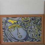 Կարմիր կապույտ ծիրանագույն  (Օլյա Ներսիսյան, ղեկ.` Արևիկ Գասպարյան)
