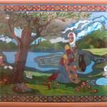 Վիտրաժ Ղարաբաղի նախշուն բաջի (Կարմեն Օհանյան, ղեկ.` Դոնարա Չիբուխչյան)