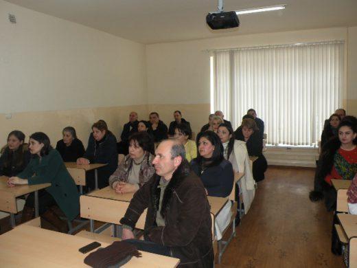 ԵՊՀ ԻՄ-ում կայացան ֆակուլտետների գիտական խորհուրդների ընդլայնված նիստեր