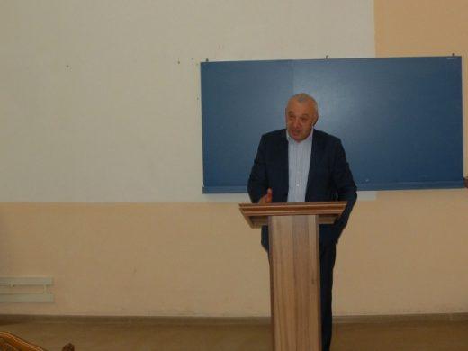 Մասնաճյուղում կայացավ «Մայիսյան հերոսամարտերը և Հայաստանի առաջին հանրապետության արարման գործընթացը» խորագրով  հանրապետական գիտաժողովը